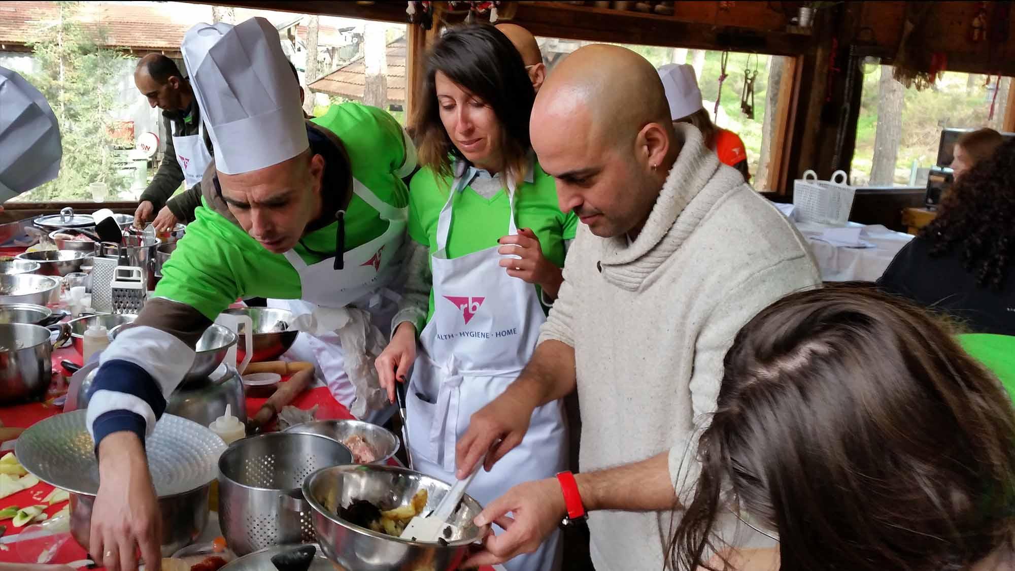 משחק Top Chef קבוצה מבשלת 2