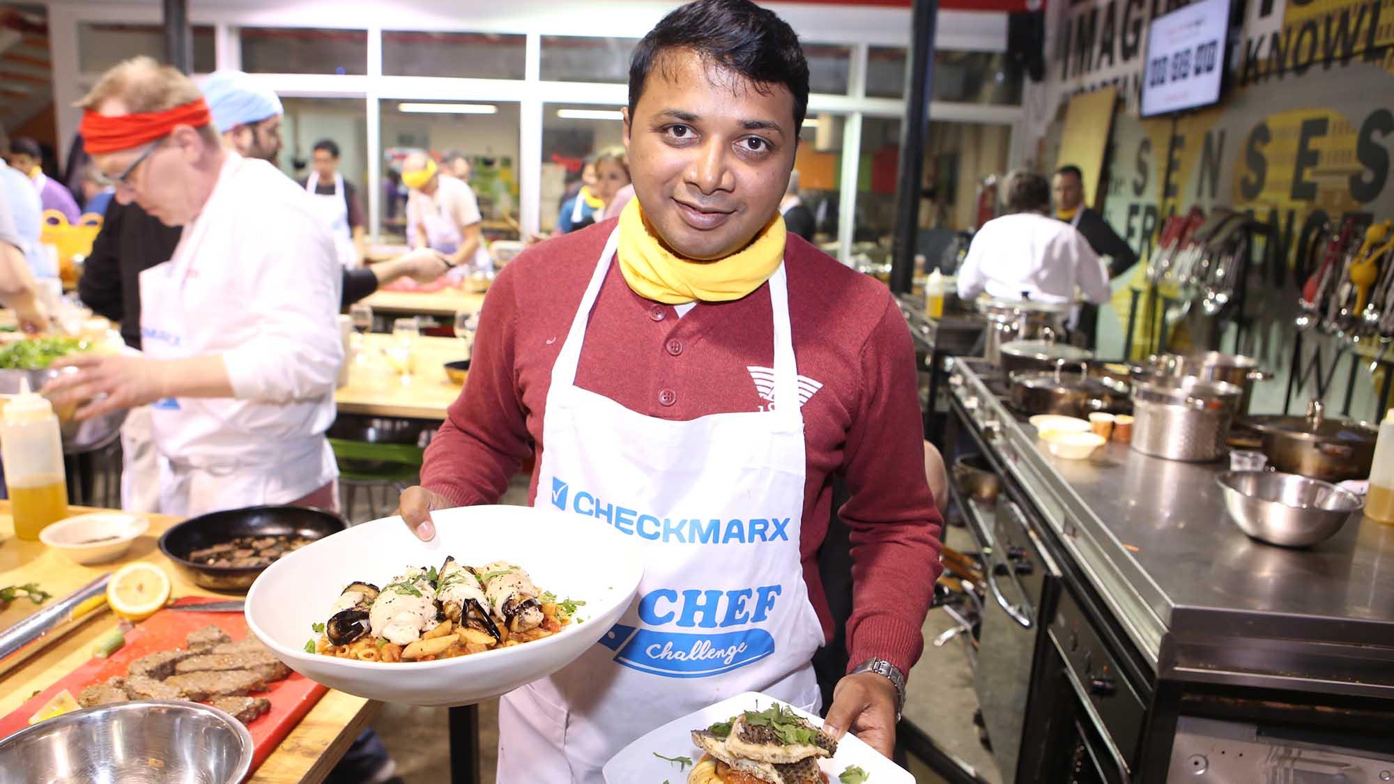 משחק Top Chef אוכל מוכן