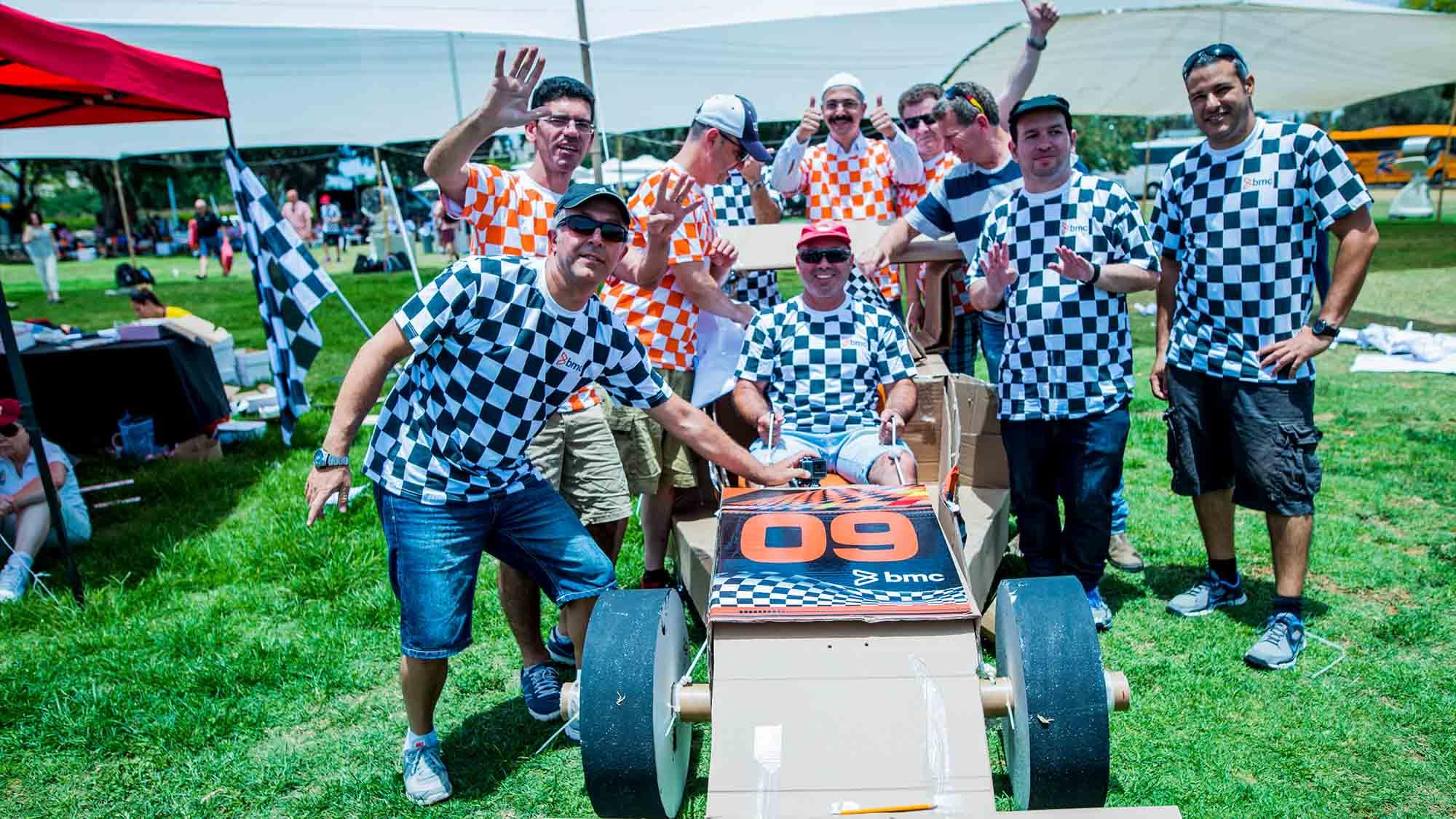 Formula 1 - צוות מנצח
