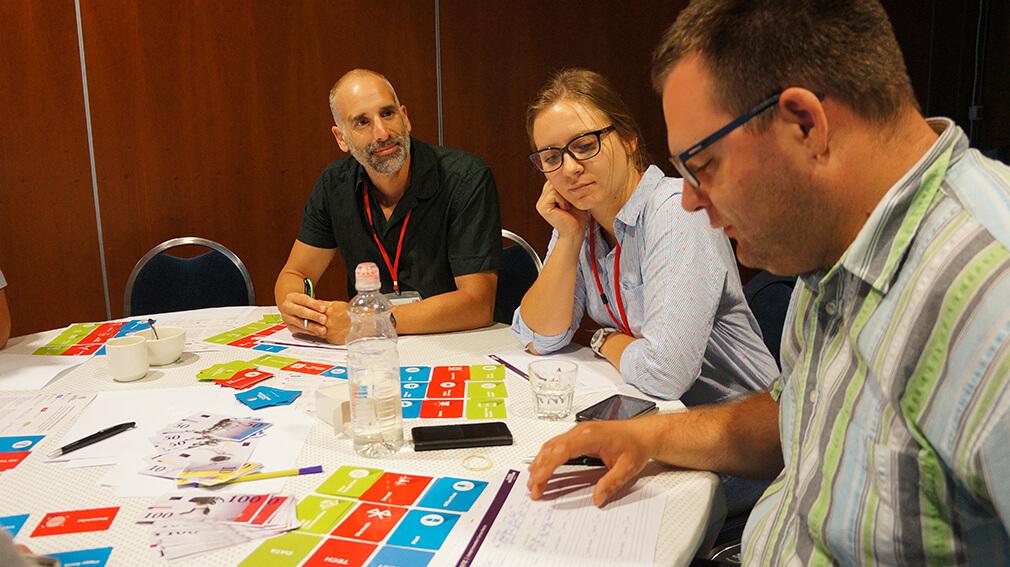 global innovation game משחק עסקים