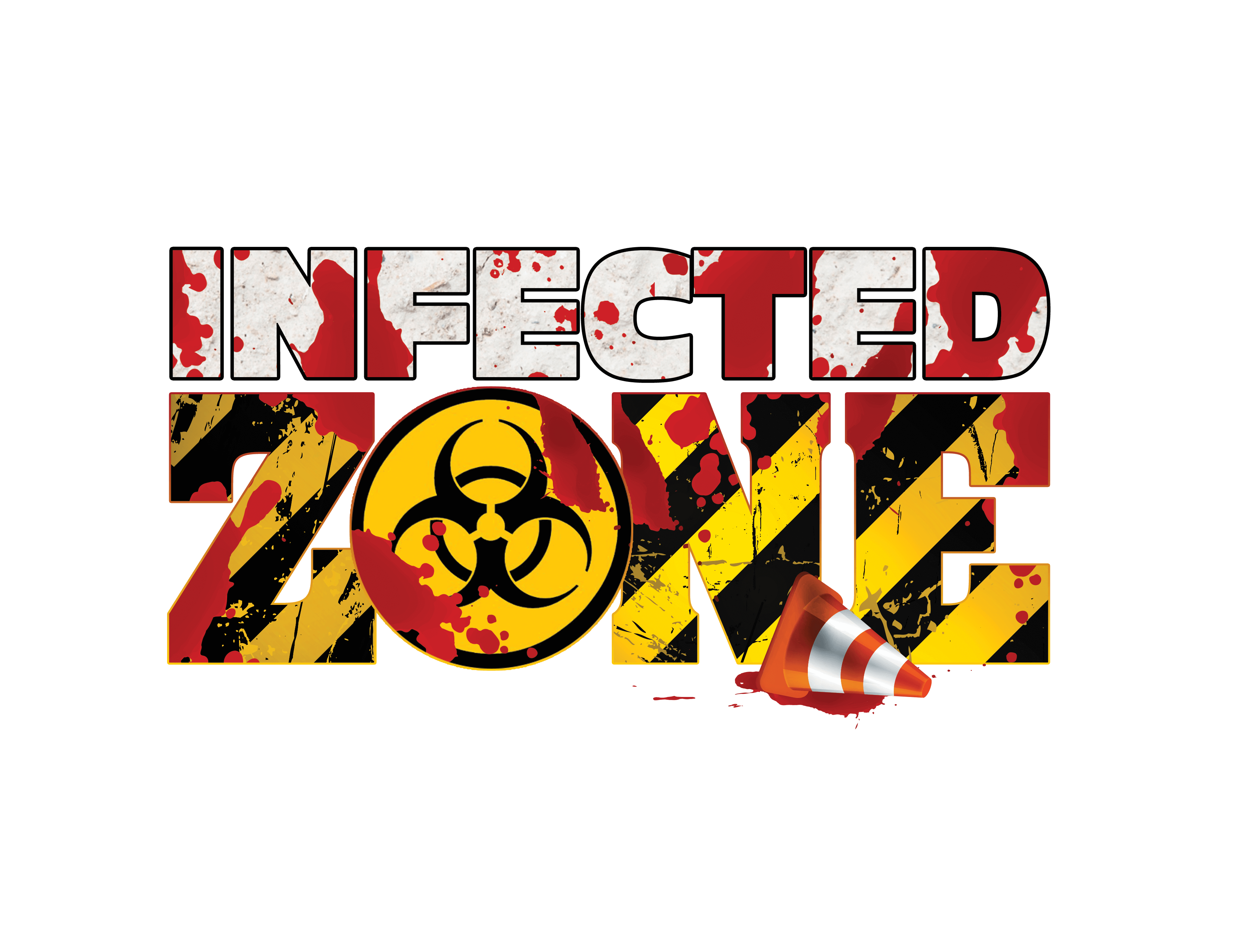 INFECTED ZONE LOGO
