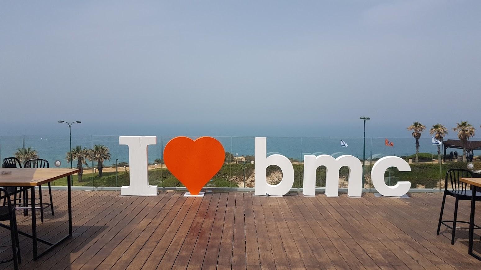 I love Bmc