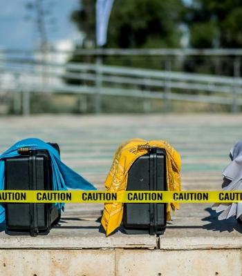 escape plan - משתתפים יקבלו מזוודה עם כל האמצעים