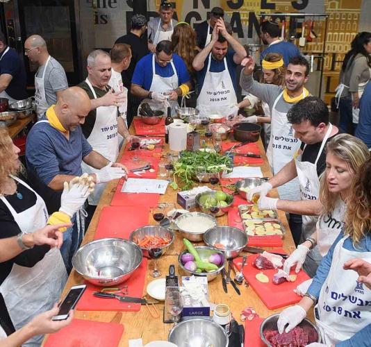 משחק Top Chef קבוצה מבשלת 8
