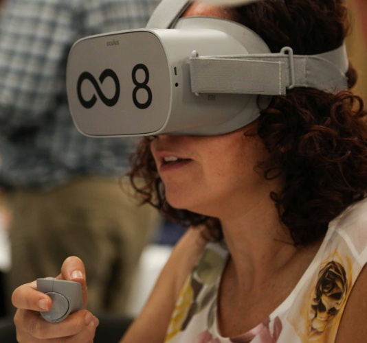 INFINITE LOOP הרפתקת VR סוחפת